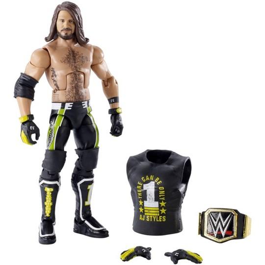 """AJ STYLES WWE 8/"""" plush toy"""