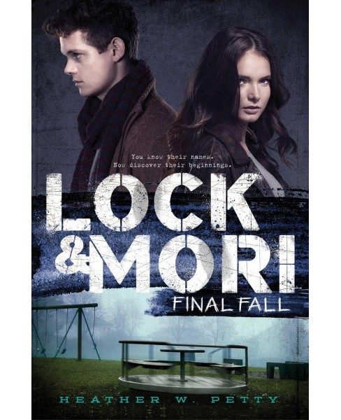 Final Fall -  Reprint (Lock & Mori) by Heather W. Petty (Paperback) - image 1 of 1