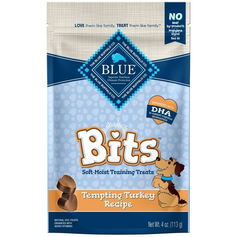 Blue Buffalo Turkey Dog Treats - 4oz - image 1 of 2