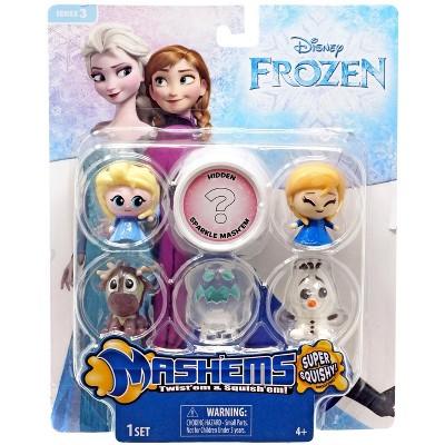 New Mash/'ems Disney Finding Dory Series 1 Lot of 5  Mystery Packs