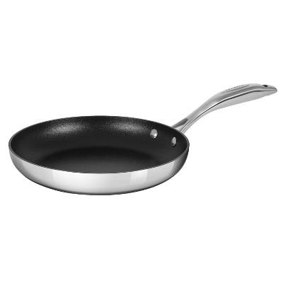 ScanPan Stainless Steel-Aluminum HaptIQ 10.25-Inch Fry Pan