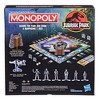 Monopoly Jurassic Park Game - image 3 of 4
