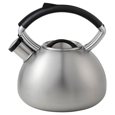 Copco Tea Kettle - 2.3 Quarts, Stainless Steel