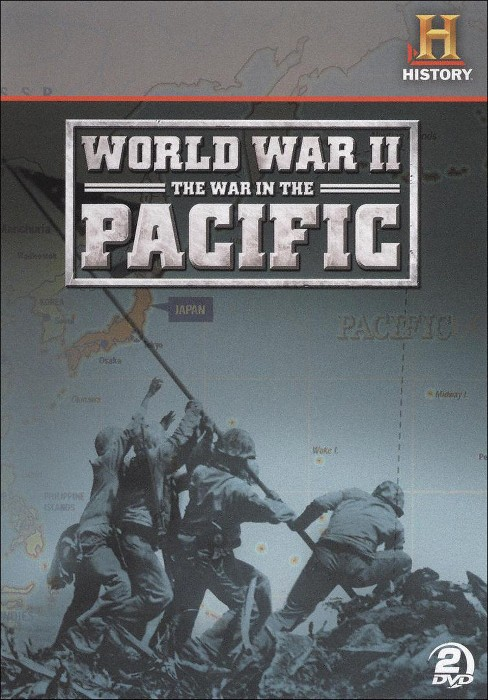 World war ii:War in the pacific (DVD) - image 1 of 1