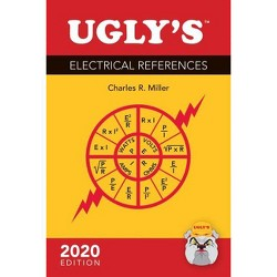 Ugly's Electrical References, 2020 Edition - 6 Edition by  Charles R Miller (Hardcover)