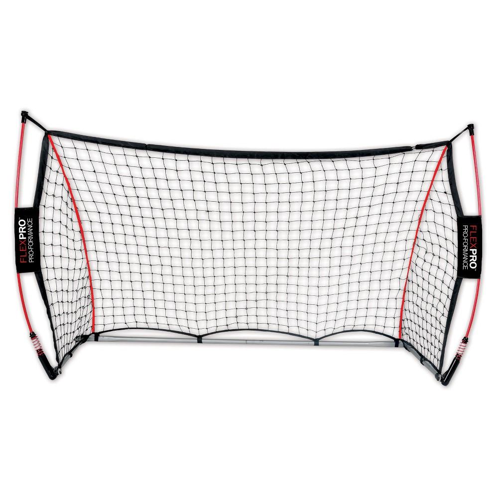 Franklin Sports Flexpro Portable Soccer Goal, Black