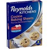 Reynolds Kitchens Cookie Baking Sheets - 25ct/1.33 sq ft - image 3 of 4