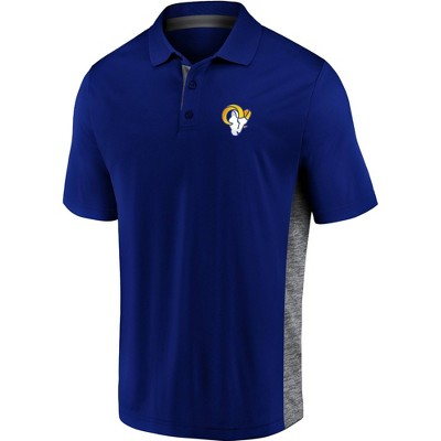NFL Los Angeles Rams Men's Spectacular Polo Shirt