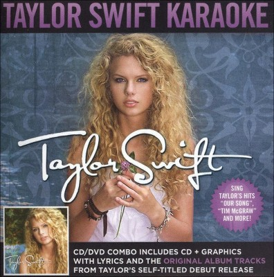Taylor Swift - Taylor Swift Karaoke (CD/DVD)