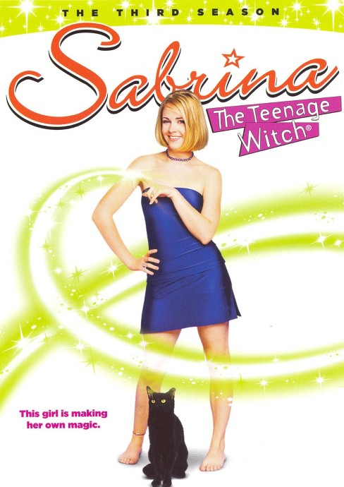 Sabrina the Teenage Witch: The Third Season [4 Discs] - image 1 of 1