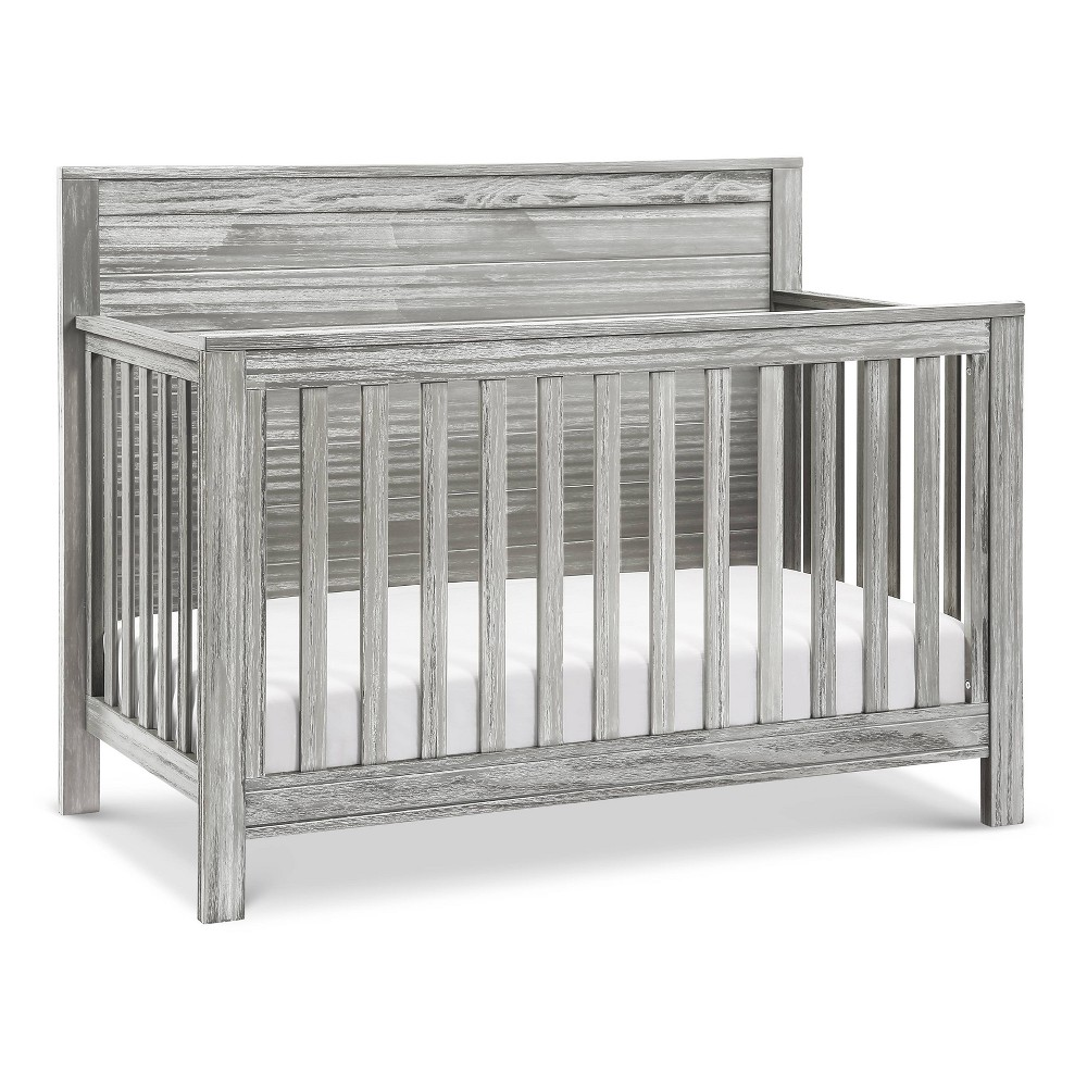 Davinci Fairway 4-In-1 Convertible Crib - Cottage Gray, Cottage Grey