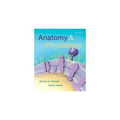 Anatomy & Physiology (Hardcover) (Elaine Nicpon Marieb) : Target