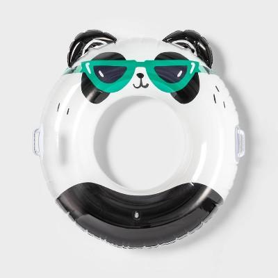 Panda Swim Tube with Handles - Sun Squad™