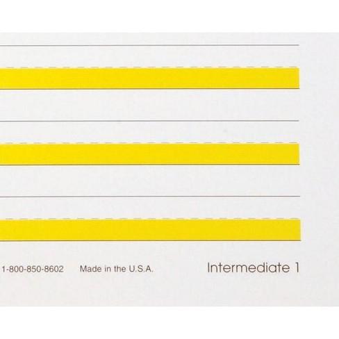 Abilitations Hi-Write Intermediate Paper, Level 1, pk of 100 - image 1 of 2