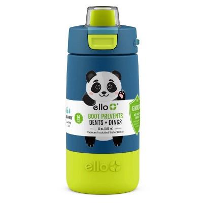 Ello 12oz Stainless Steel Colby Kids' Water Bottle