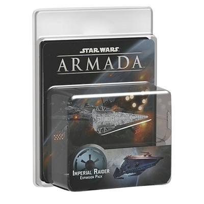 Star Wars Armada Game Imperial Raider Expansion Pack