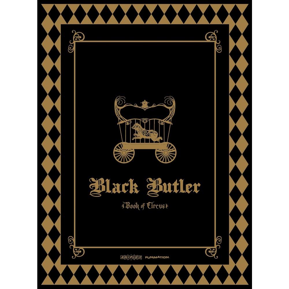 Black Butler:Book Of Circus Season 3 (Blu-ray)