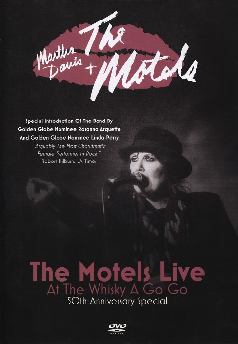 Motels live at the whisky a go go 50t (DVD) - image 1 of 1