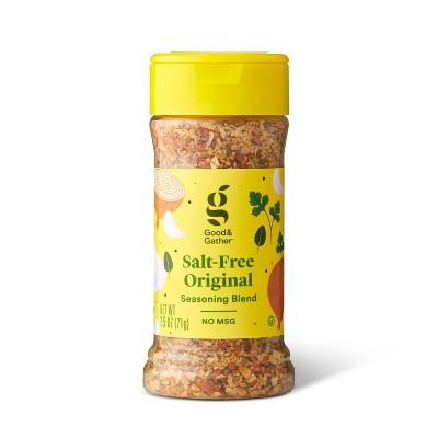 Salt Free Original Seasoning Blend - 2.5oz - Good & Gather™