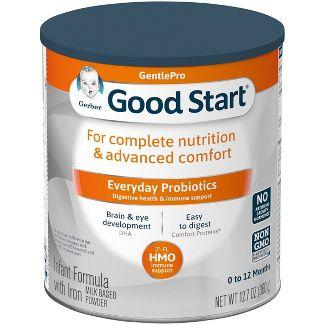 Gerber Good Start Gentle (HMO) Non-GMO Powder Infant Formula - 12.7oz