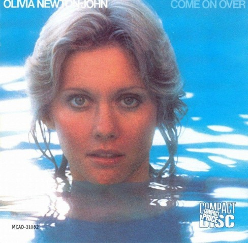 Olivia newton-john - Come on over (CD) - image 1 of 3
