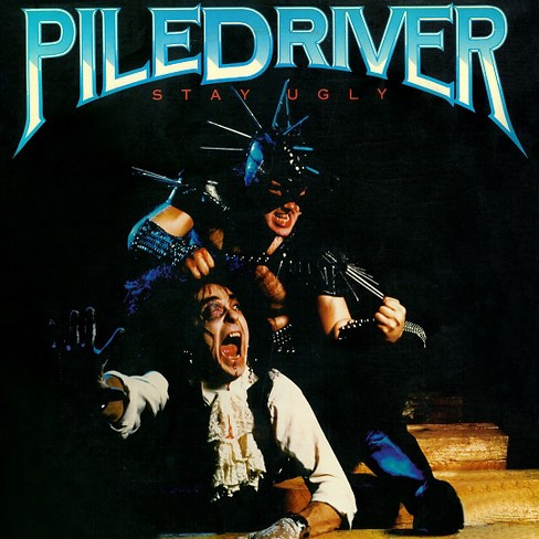 Piledriver - Stay ugly (CD) - image 1 of 1