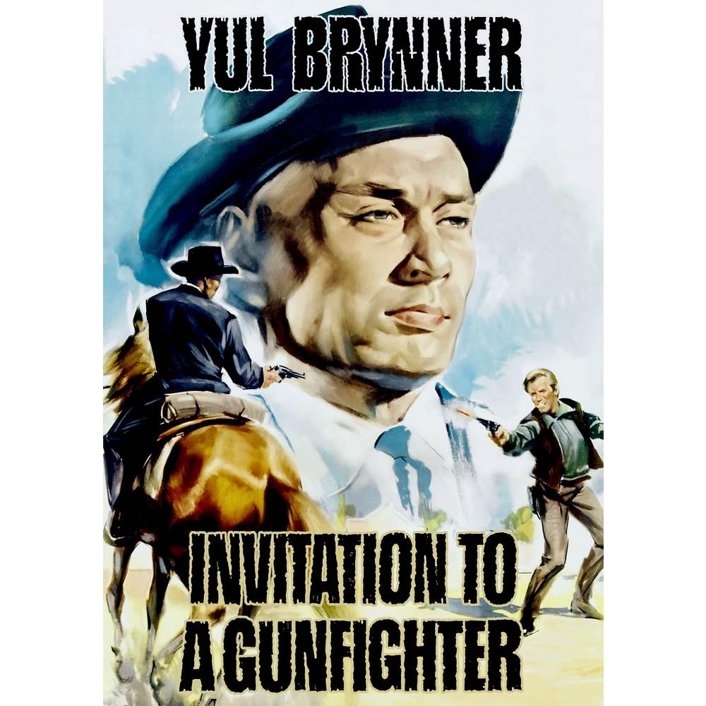 Invitation To A Gunfighter (Dvd)