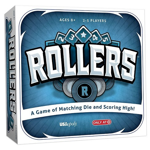 Rollers Board Game - image 1 of 3