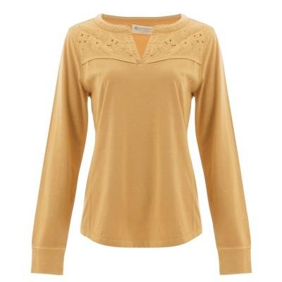 Aventura Clothing  Women's Keera Long Sleeve Top