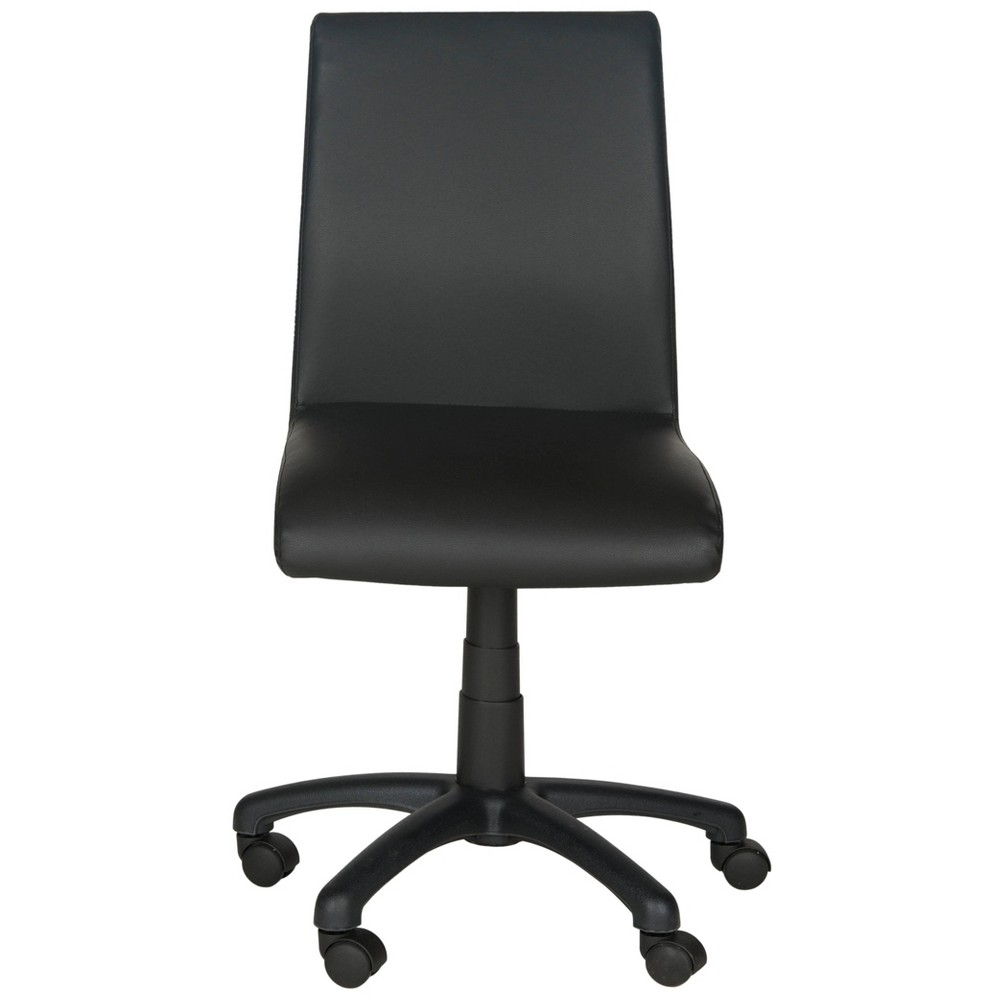 Best Shopping Hal Desk Chair Black Safavieh