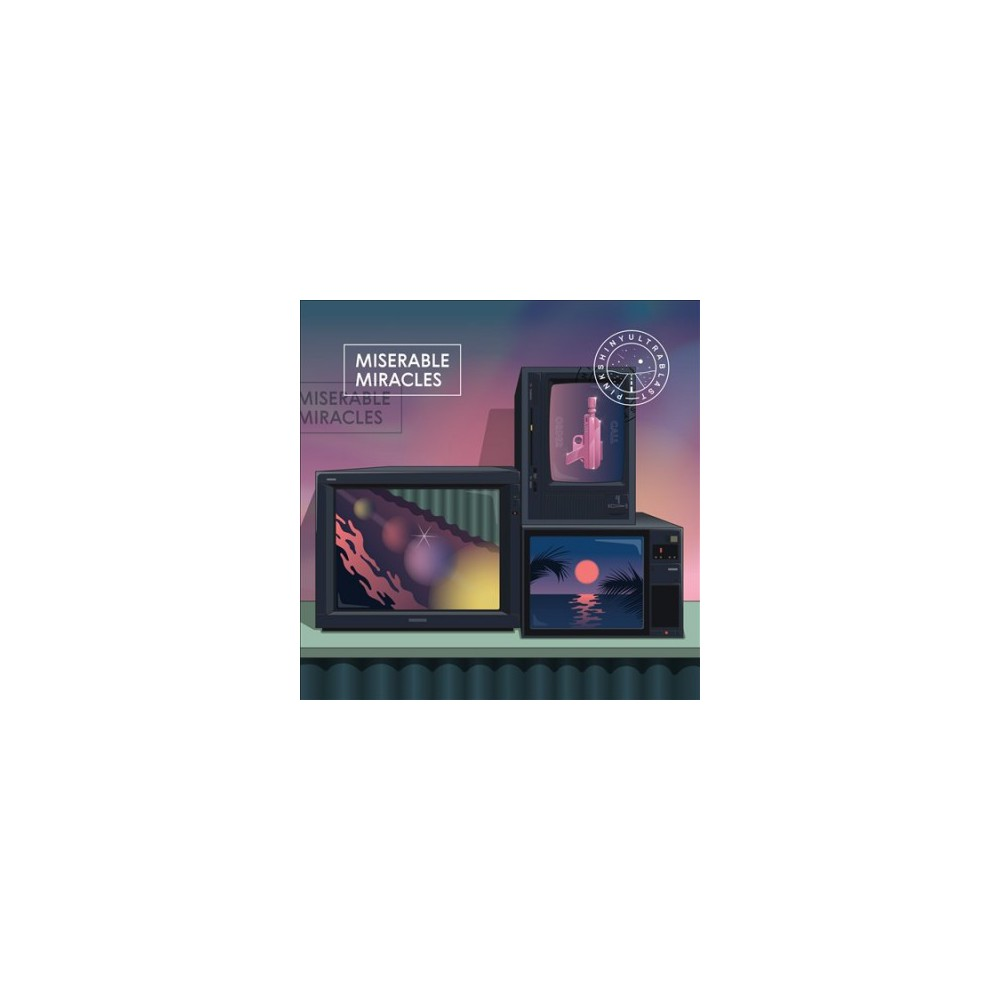 Pinkshinyultrablast - Miserable Miracles (CD)
