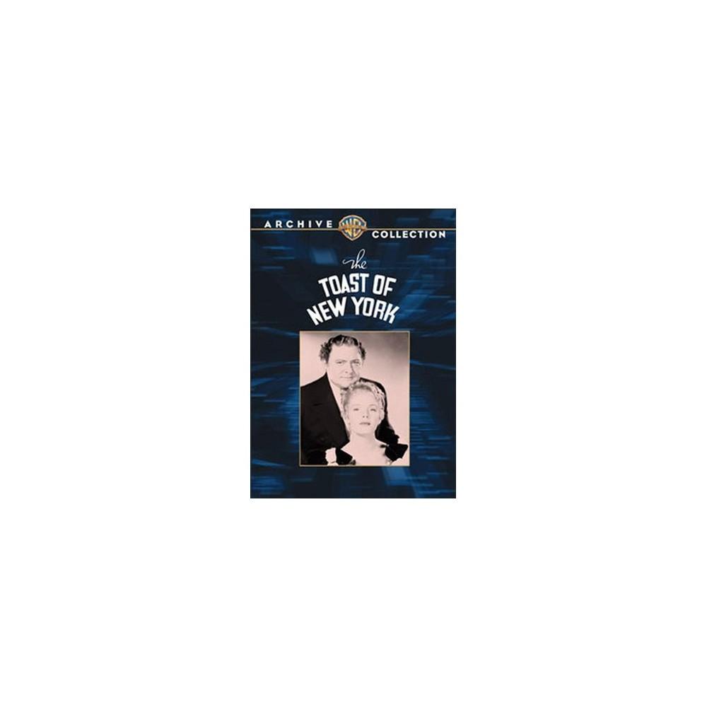 Toast Of New York (Dvd), Movies