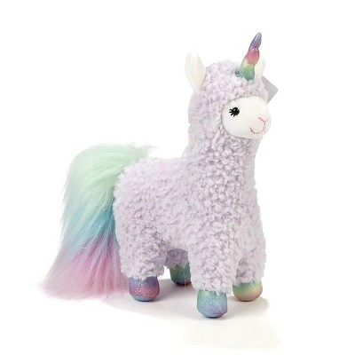 Enesco Sugar Plum Llamacorn 11 Inch Collectible Plush