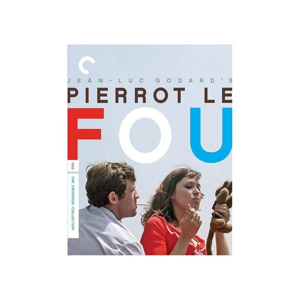 Pierrot Le Fou Blu Ray 2020
