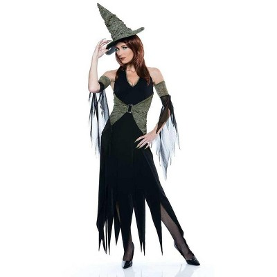 Wicked Of Oz The Wicked Witch Costume Adult