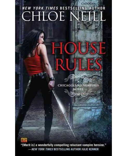 House Rules (Paperback) (Chloe Neill) - image 1 of 1