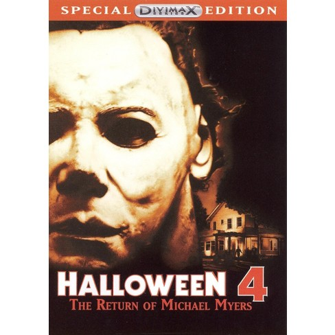 da1a9df8 Halloween 4: The Return Of Michael Myers (DVD) : Target