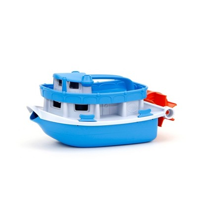 Green Toys Toy Vehicles Paddle Boat