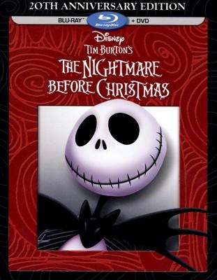 Tim Burton's The Nightmare Before Christmas (20th Anniversary Edition)(Blu-ray)