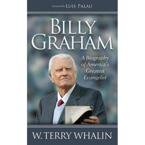 Billy Graham - by  Terry Whalin (Paperback) - image 1 of 1