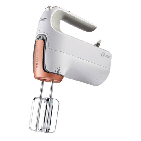 Oster Heat Soft Hand Mixer - Off-White - image 1 of 4