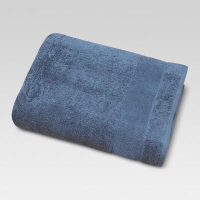 Ultra Soft Bath Sheet Balanced Blue - Threshold™