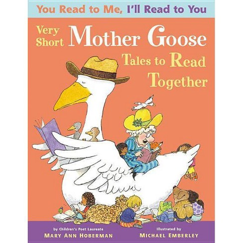 You Read to Me, I'll Read to You: Very Short Mother Goose Tales to Read Together - 3 Edition (Paperback) - image 1 of 1