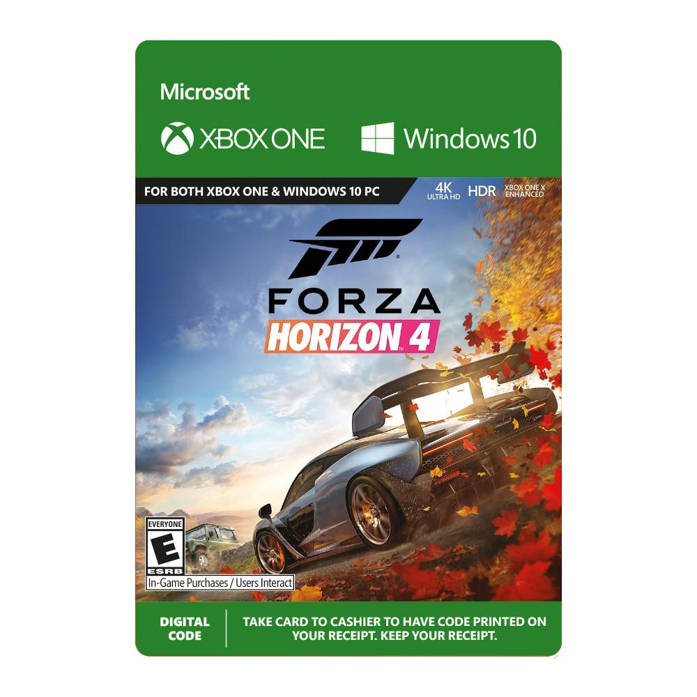 Forza Horizon 4 - Xbox One (Digital) was $59.99 now $24.99 (58.0% off)