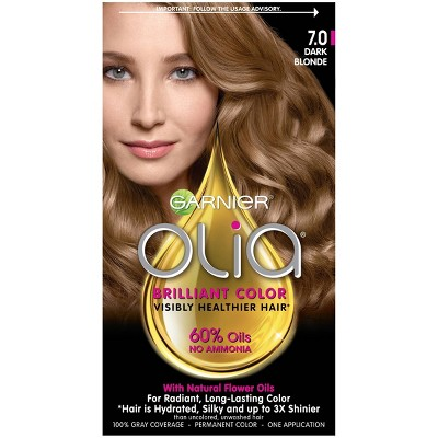 Garnier Olia Oil Permanent Hair Color - 6.3 fl oz