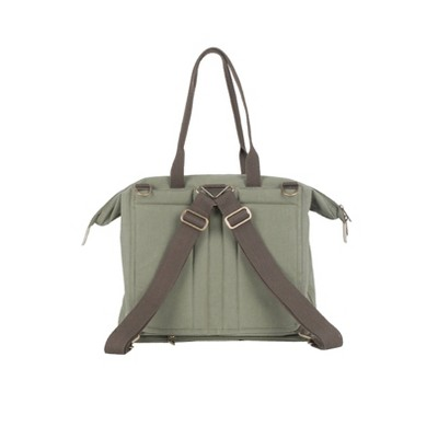 Humble-Bee Boundless Charm Diaper Bag - Olive Dusk