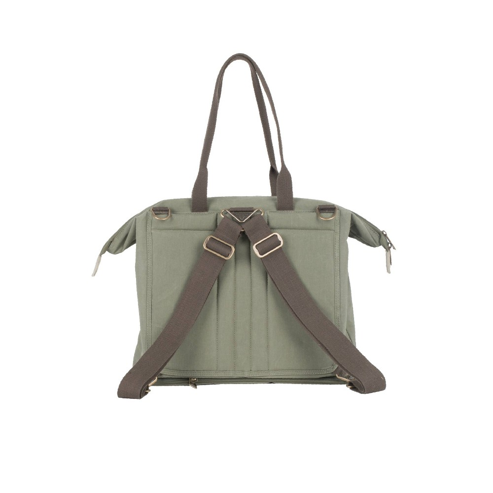 Image of Humble-Bee Boundless Charm Diaper Bag - Olive Dusk, Green Dusk