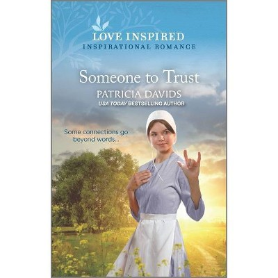 Someone to Trust - (North Country Amish) by  Patricia Davids (Paperback)