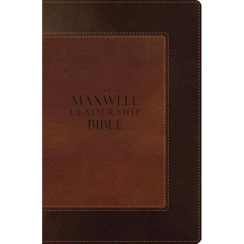 Maxwell Leadership Bible-NIV - by  Thomas Nelson (Leather_bound) - image 1 of 1