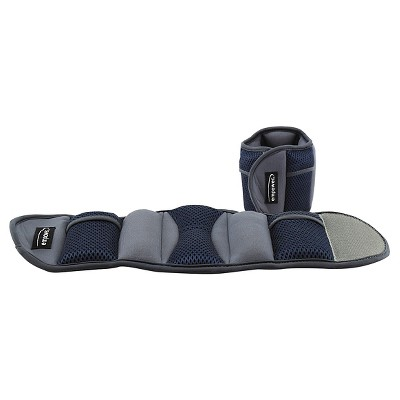 Empower Adjustable Ankle/Wrist Weights - 8lb Pair